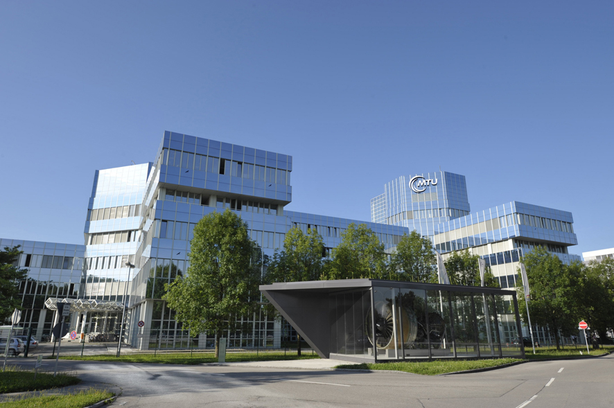 MTU Aero Engines, Munich