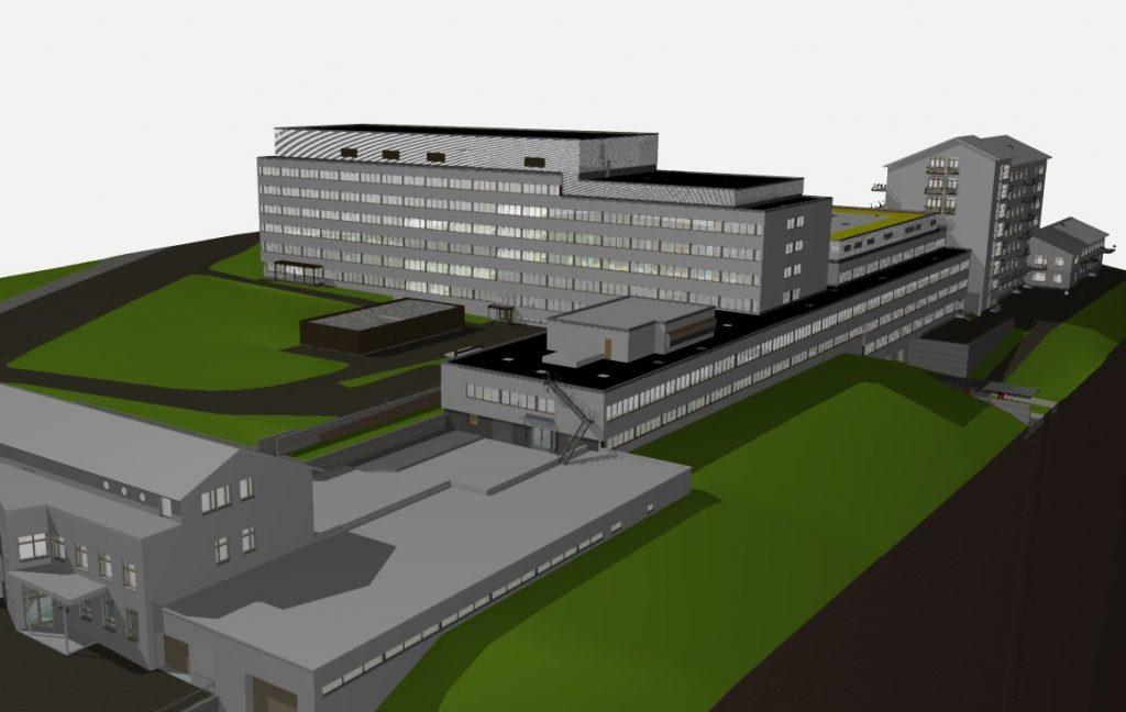 lahden-kaupunginsairaala-havainnekuva-1