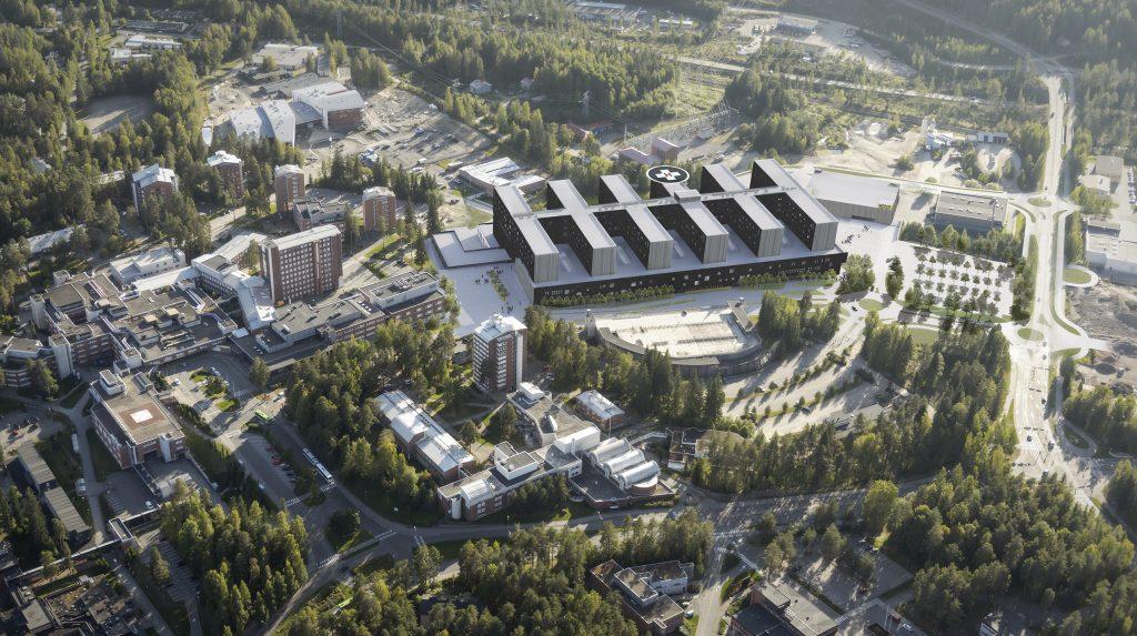jyvaskylaan-rakenteilla-oleva-sairaala-nova-on-talla-hetkella-suurin-yksittainen-rakennushanke.-havainnekuvat-jkmm-arkkitehdit-oy.